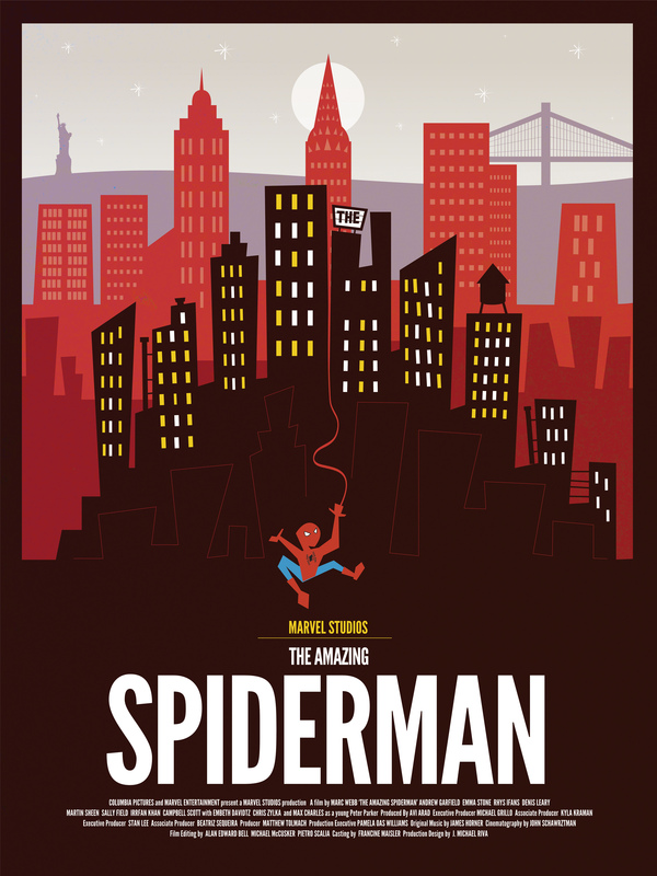 Poster de Spiderman