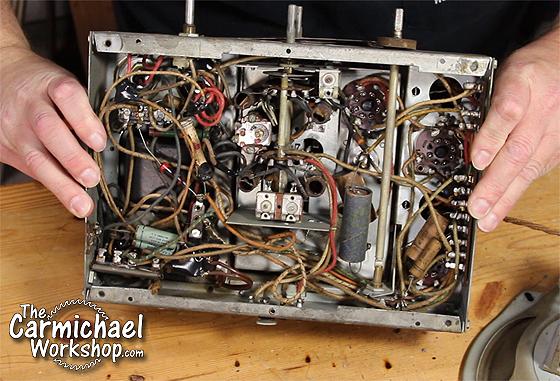 1937 Philco Radio Wiring
