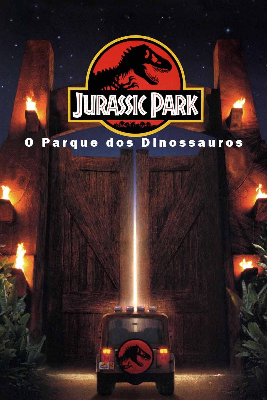 Jurassic Park: O Parque dos Dinossauros 3D Torrent - Blu-ray Rip 1080p Dual Áudio (1993)