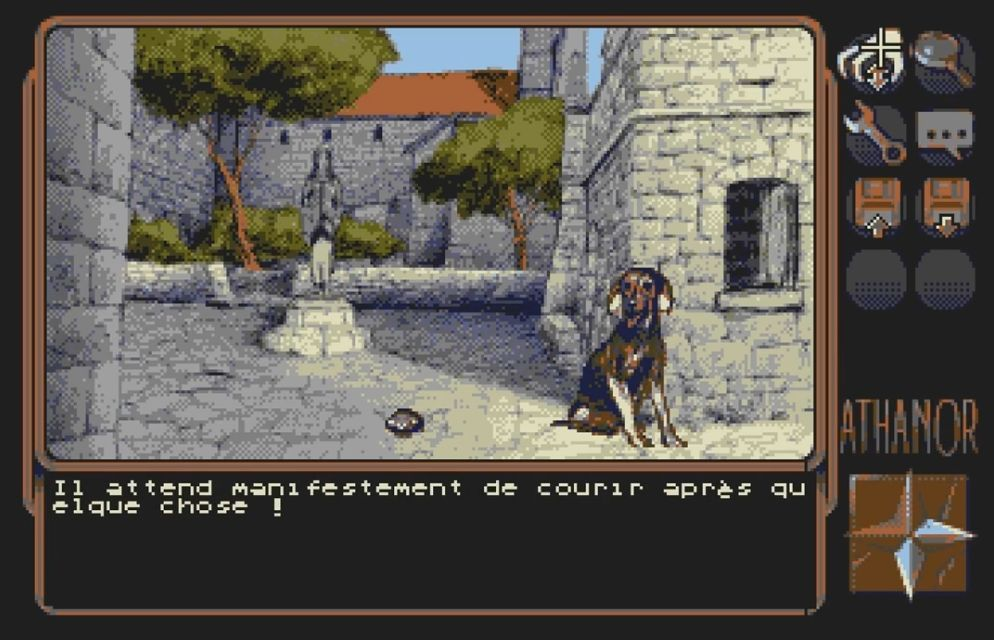 Indie Retro News: Athanor 2 - The Legend Of The Birdmen - A