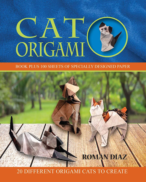 Cat Origami Book