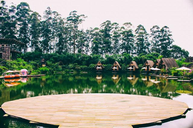 Paket Wisata Bandung 4 Hari 3 Malam Harga Murah Super Hemat Bersama Zona Adventure - Bandung Tour