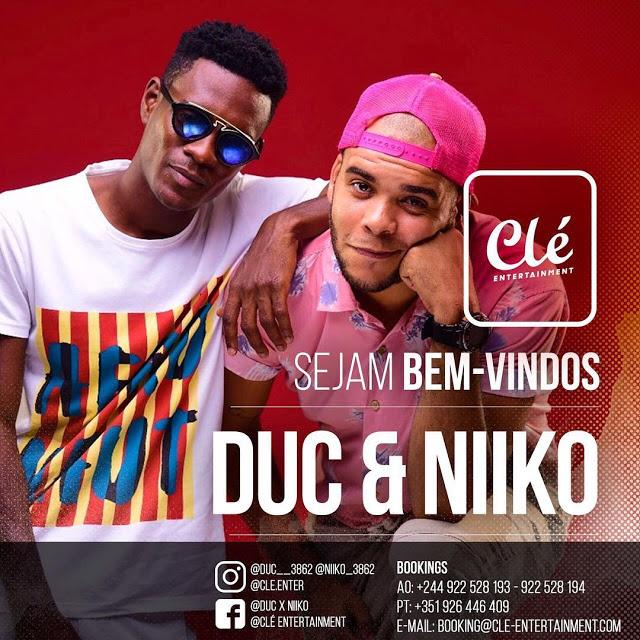 Duc  e Niiko, São Os Novos Membros Da Clé Entertainment