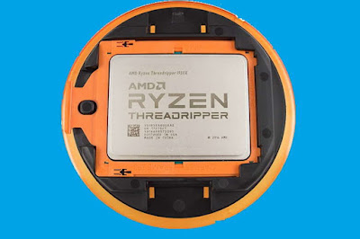 AMD Ryzen Threadripper 2990WX Processor 6GHz overclocked (32
