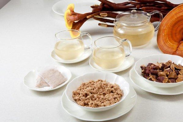 Cách chế biến nấm linh chi làm món ăn bồi bổ cho người già