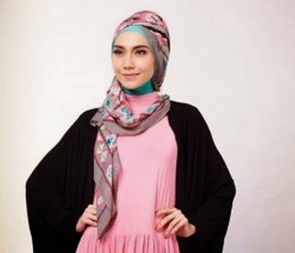 Model Hijab Terbaru Fun