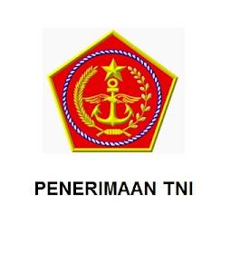 Penerimaan Perwira Prajurit Karier TNI