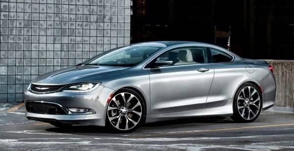 2018 Chrysler 200 Rumors
