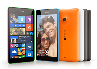Phone Review: Microsoft Lumia 535