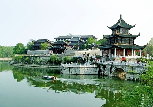 หอเจี่ยซิ่ว (Jiaxiu Tower) @ www.visitourchina.com