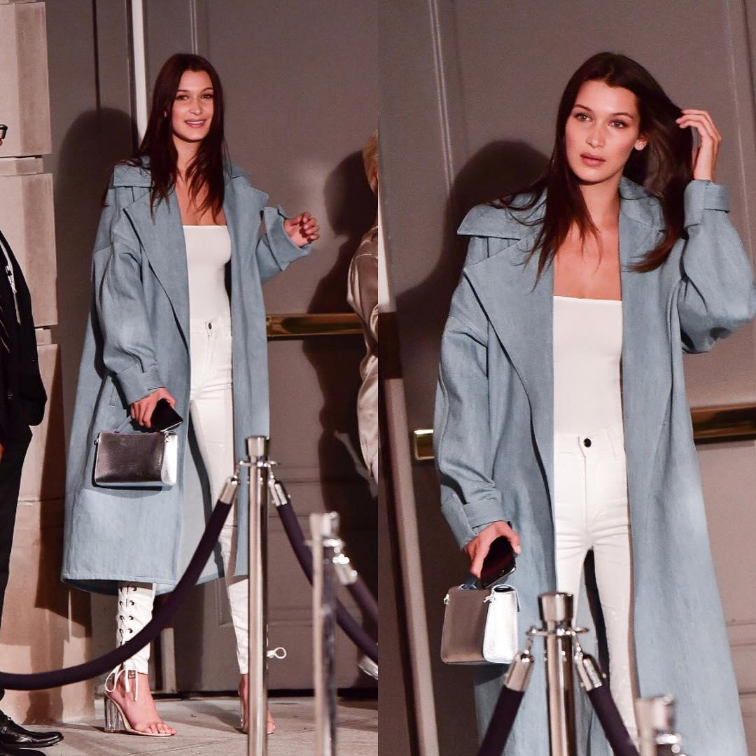 Bella Hadid Latest Fashion Photos