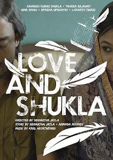 Love and Shukla (2017) Hindi Movie HDRip | 720p | 480p