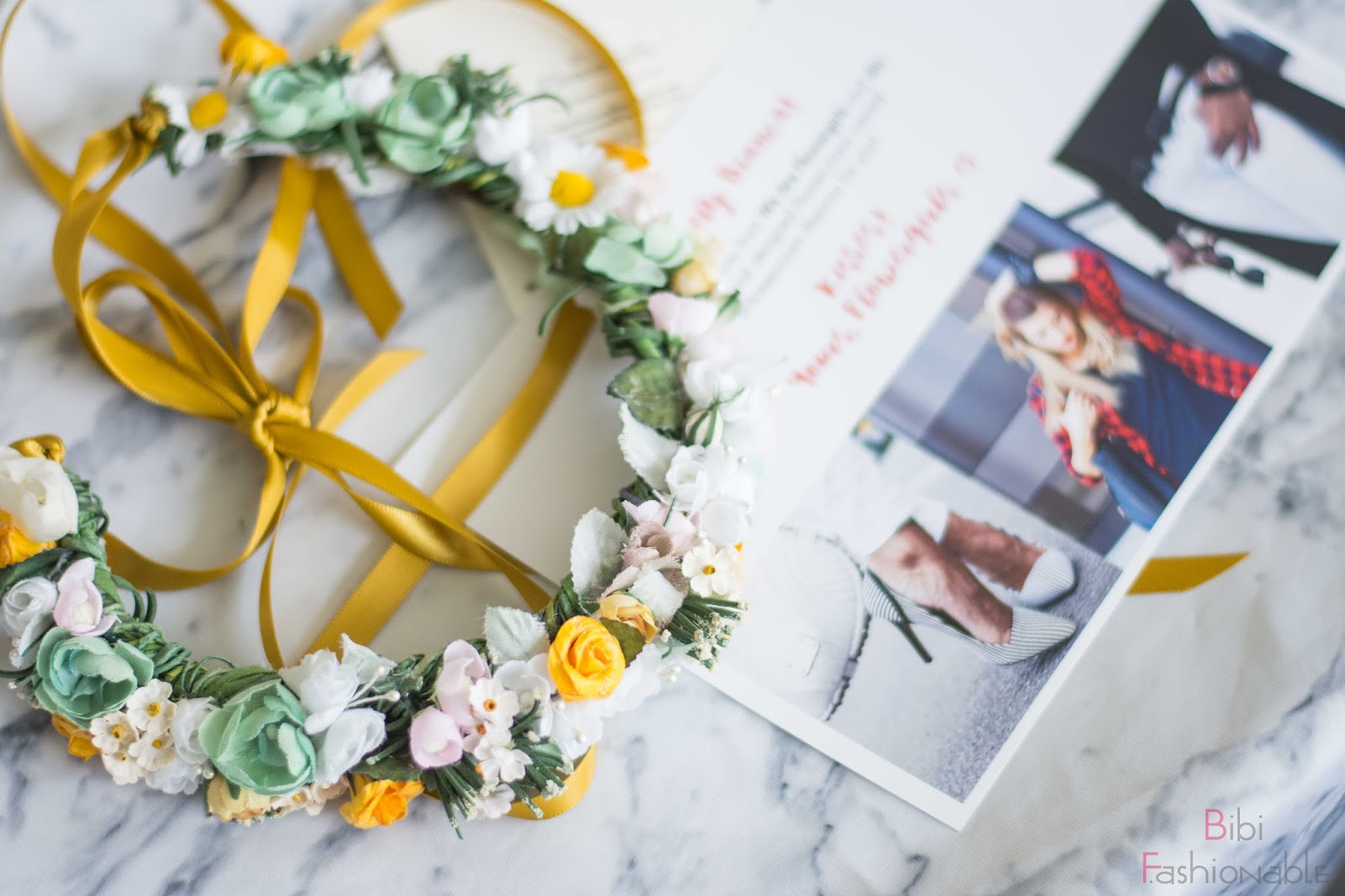 Wir Entdeckerinnen Beauty-Blogger Event by dm We are Flowergirls Flowercrown