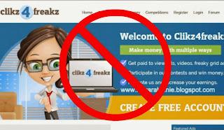 Clikz4Freakz.com - Od 22 czerwca 2014 strona jest niedostępna