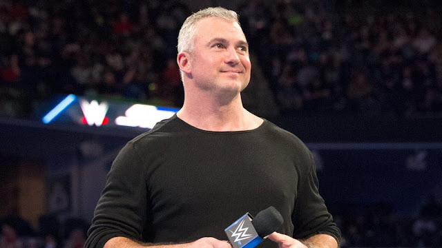 Shane McMahon Workout Routine