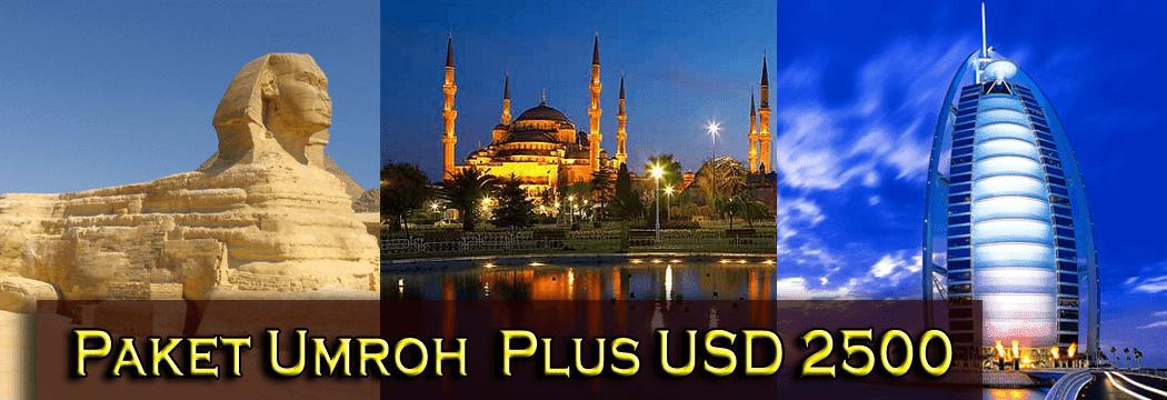 Biaya Umroh Plus Dalam Rupiah 2017