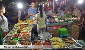 Kuliner Indonesia - Sanur Night Market