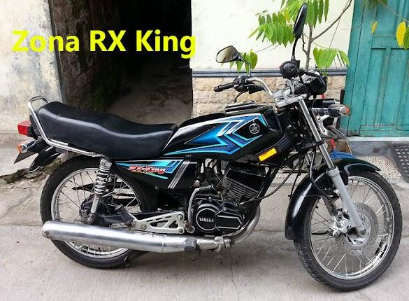 Spesifikasi RX King Cobra Si Legenda