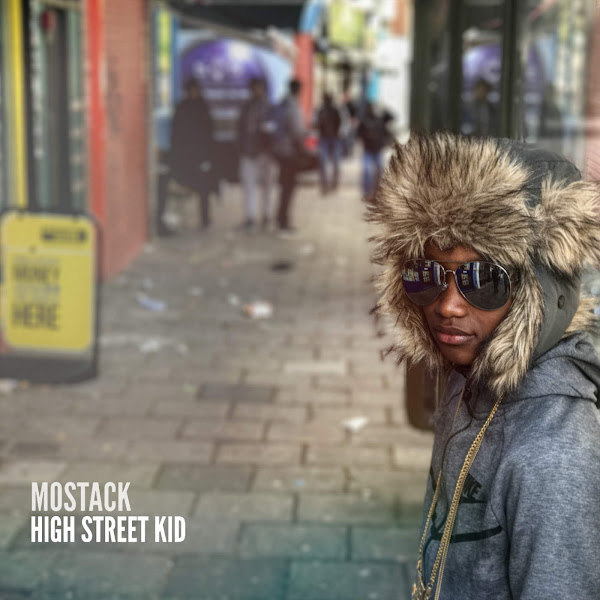 Mostack - High Street Kid Cover