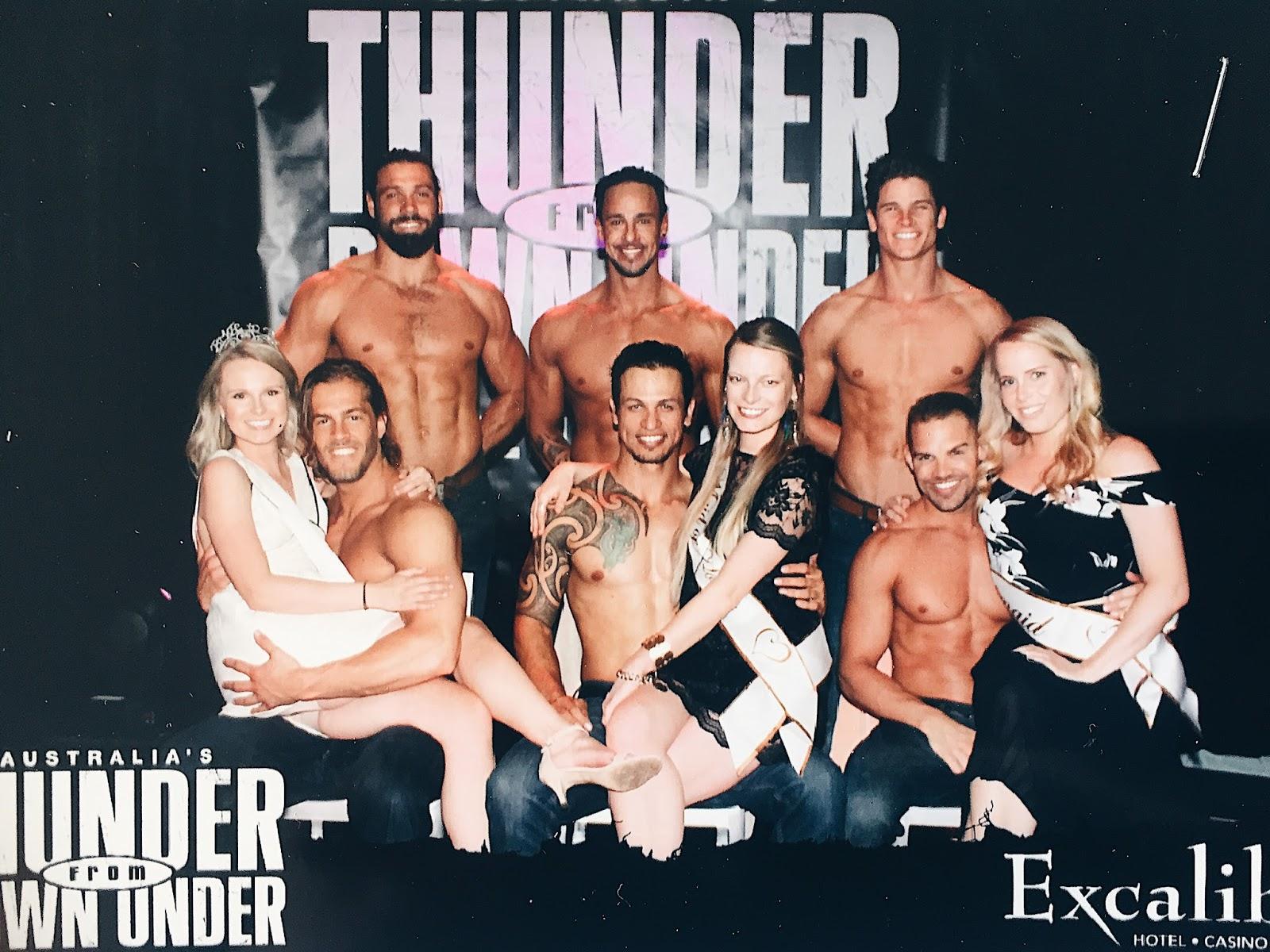thunder vegas