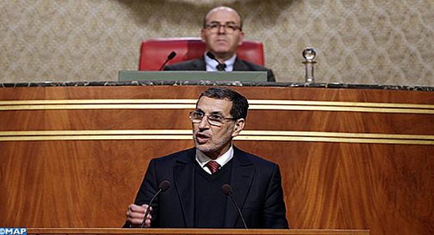 سعد الدين العثماني: الحكومة تعتزم إعادة النظر في منظومة الأجور الحالية
