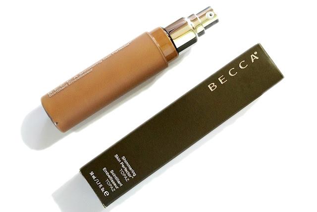 BECCA Shimmering Skin Perfector Liquid in Topaz