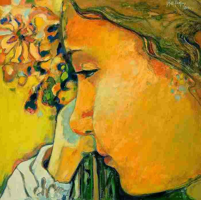 Румынский художник. Sorin Dumitrescu Mihaesti