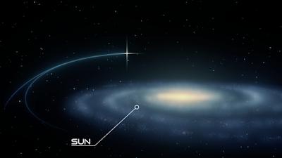 New hypervelocity binary star challenges dark matter, stellar acceleration models