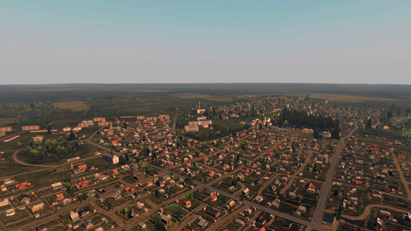 Beketov Map Central Russia X Km ARMA ADDONS MODS - Arma 3 us maps