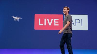 ميزة جديدة من فيسبوك تسمح لشخصين بإجراء بث مباشر معا