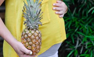 manfaat buah nanas untuk ibu hamil