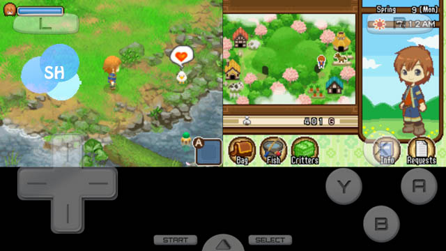 Hewan Liar Harvest Moon The Tale of Two Towns