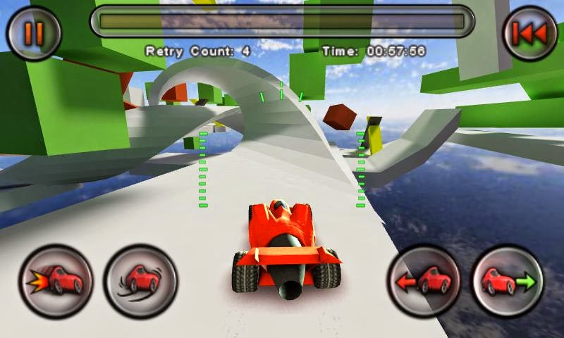 Review: Jet Car Stunts (Sony PlayStation Vita) - Digitally Downloaded