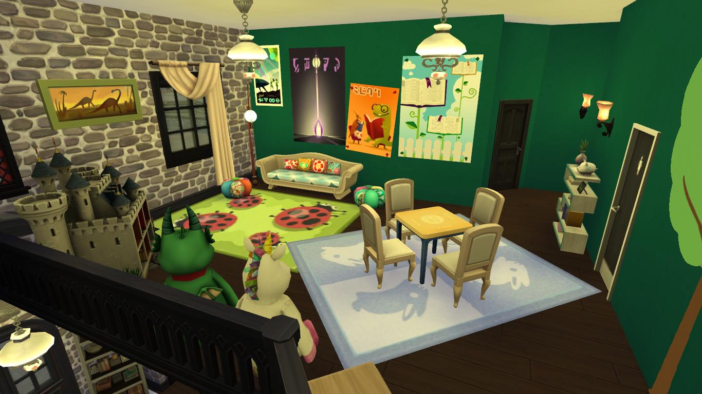 Upstairs dating sim