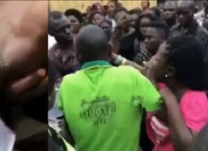 """Commotion breaks out as """"DEAD MAN""""reportedly resurrected shortly during Burial (Photos)"""