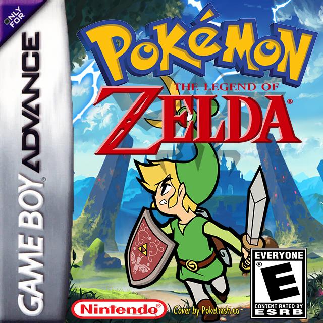Pokemon Zelda gba