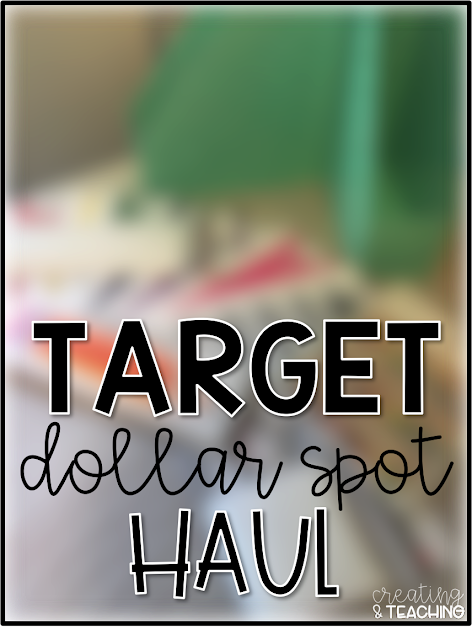 My Target Haul AND {Ideas}