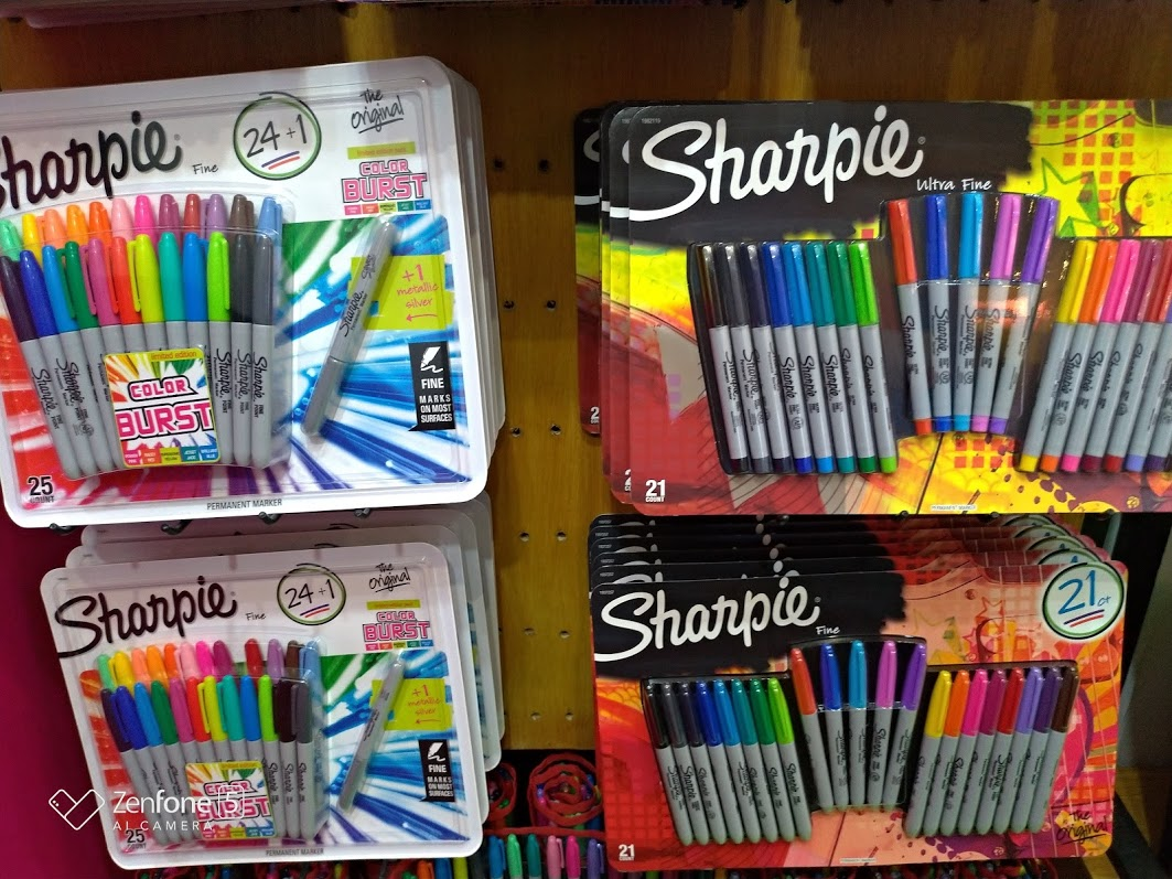 Books Pens And Colors At The Nbs Grand Back To School Fair