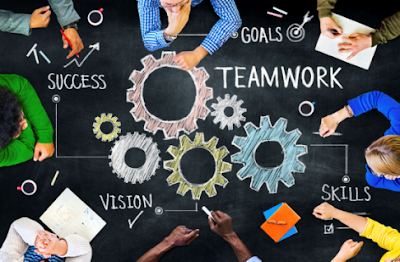 Teamwork là một kỹ năng quan trọng trong bất kỳ tổ chức nào-đào tạo Digital Marketing
