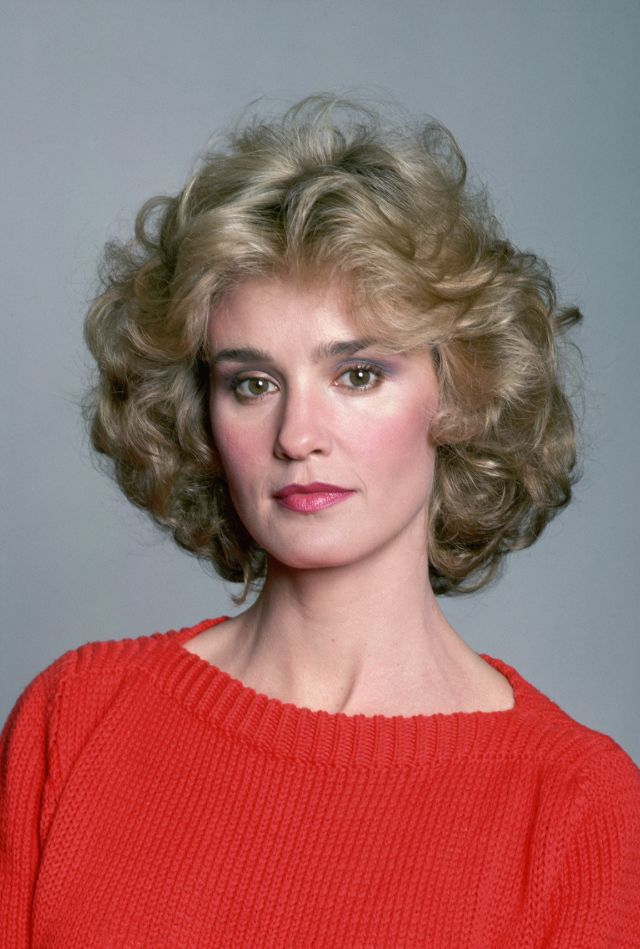 40 Beautiful Photographs of a Young Jessica Lange in the