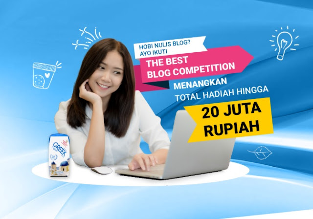 Heavenly Blush Blog Competition 2019 Berhadiah 20 Juta