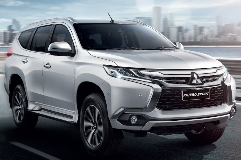 Updated Mitsubishi Unveils All New 2016 Montero Sport In