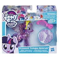 My Little Pony Glitter Celebration Twilight Sparkle Brushable