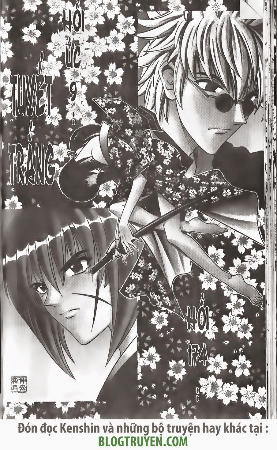Rurouni Kenshin chap 174 trang 3