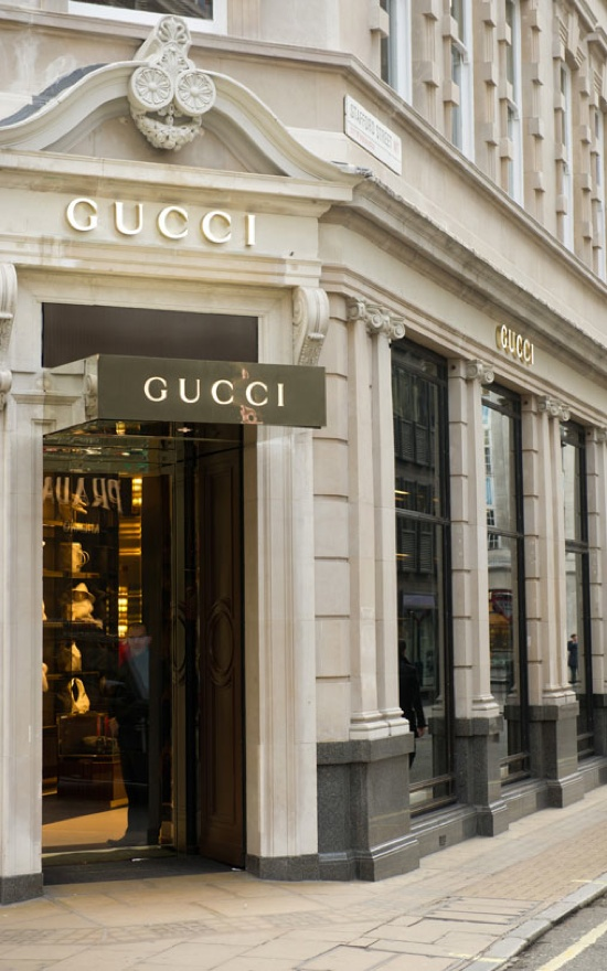 a2f89f9047 Smartologie: Gucci Store Reopens on Bond Street, London
