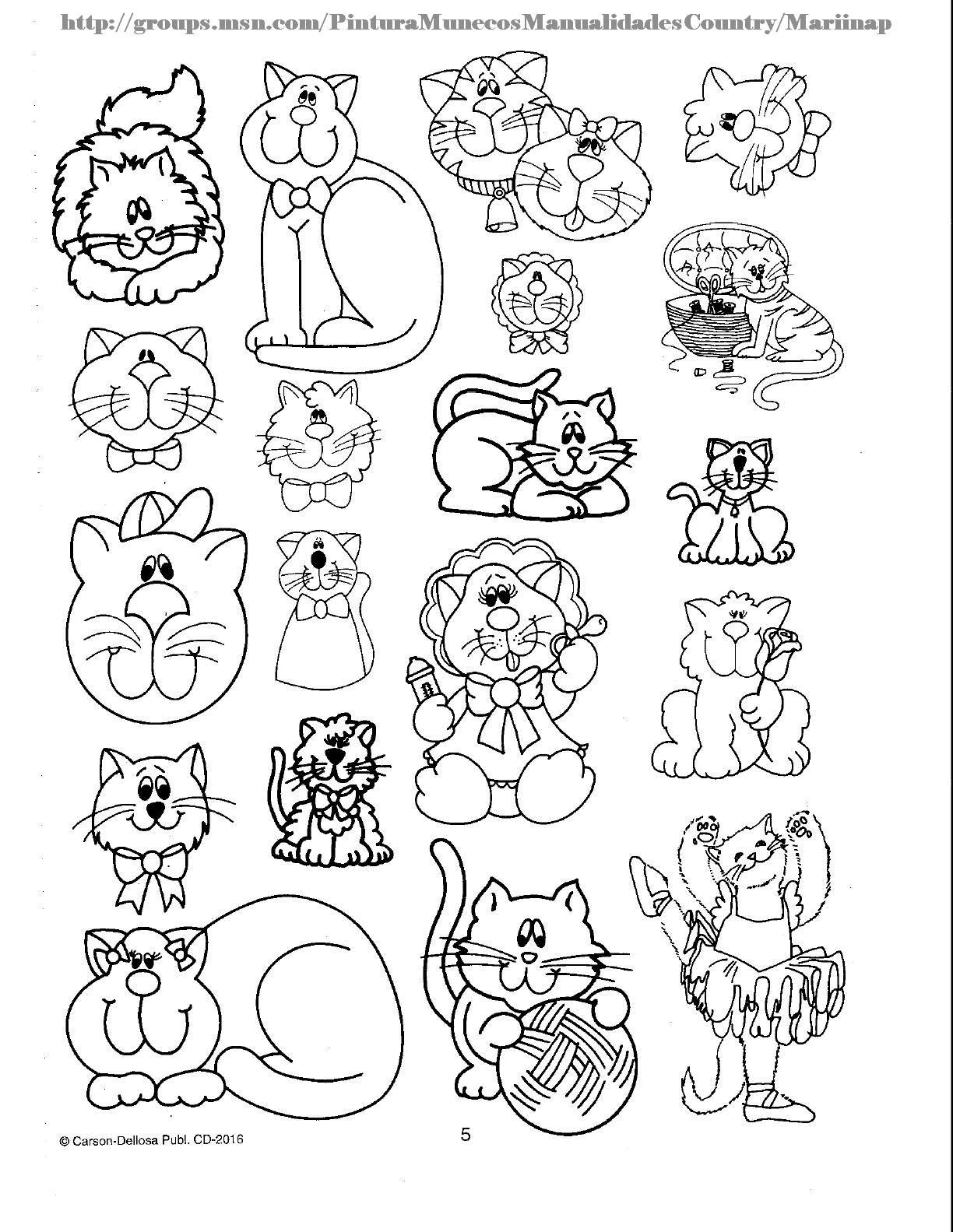 Много кошек, собак и другие рисунки - Маленький художник ...