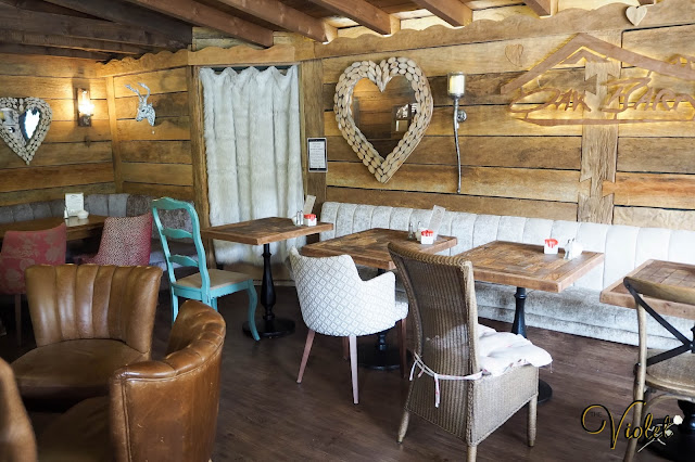 Oak Barn Coffee Lounge, Budleigh, Devon