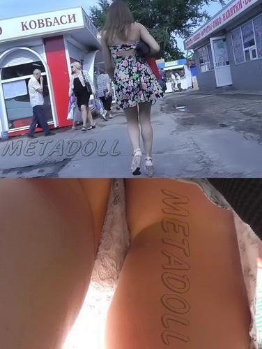 Upskirt young girls - Voyeur upskirt shot in public bus. Subway Upskirt Sexy Girls (100Upskirt 4770-4835)