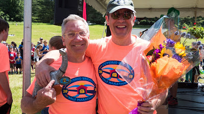 Outgoing Race Director in the News-Bill Blaiklock Oversees His Last CBHM Race