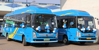 Tata Motors apply 80 electric bus to Bengal Transport Corporation